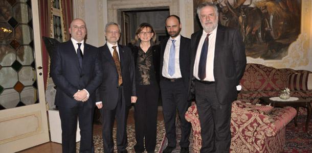 Dialogo su Venezie e Nord est