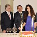 45 (intensi) anni di Rotary.Il Governatore Alessandro Perolo, con Marco Bettiol, ha tenuto a battesimo il nuovo Rotaract, il 43° del DistrettoRead full article..